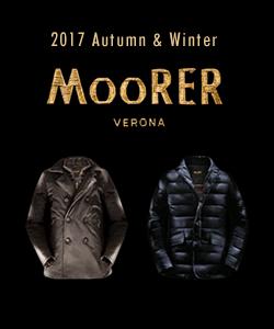 MOORER 2017 A/W
