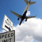 AIR Plane landing